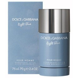 Light Blue Pour Homme dezodorant sztyft 75ml