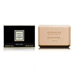Chanel Coco Black Bath Soap...