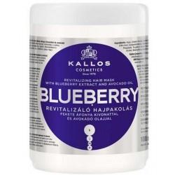 Kallos KJMN Maska Blueberry...