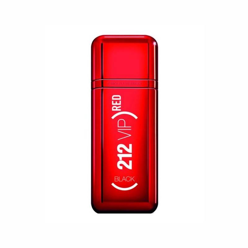carolina herrera 212 vip black red