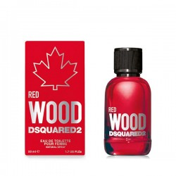 Dsquared 2 Wood Red Pour...