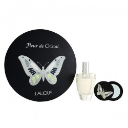 Lalique Fleur de Crystal...