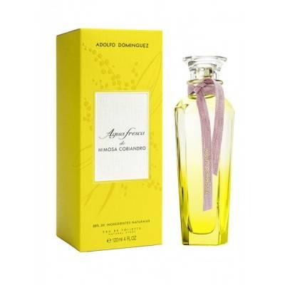 adolfo dominguez agua fresca de mimosa coriandro woda toaletowa 120 ml