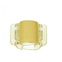 LinziClip Midi Matt Yellow...