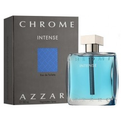 Azzaro Chrome Intense woda...