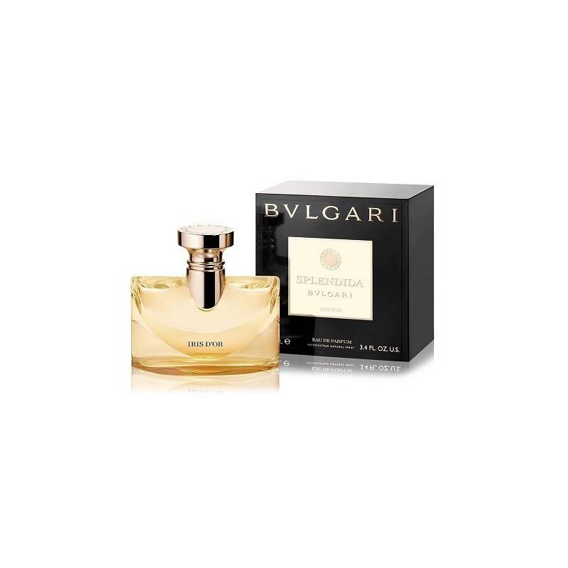 bvlgari splendida - iris d'or