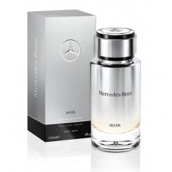 Mercedes-Benz Silver Pour...