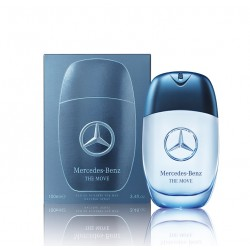 Mercedes-Benz The Move woda...