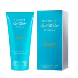 Cool Water Wave Woman balsam do ciała 150ml