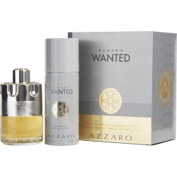 Wanted zestaw woda toaletowa spray 100ml + dezodorant spray 150ml