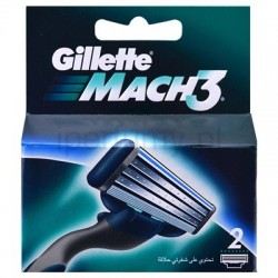 Gillette Mach 3 nożyki do...
